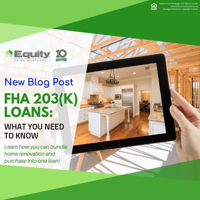 FHA 203k Loans: What You Need to Know