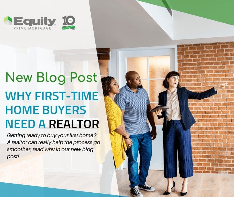 Why First-Time Home Buyers Need a Realtor