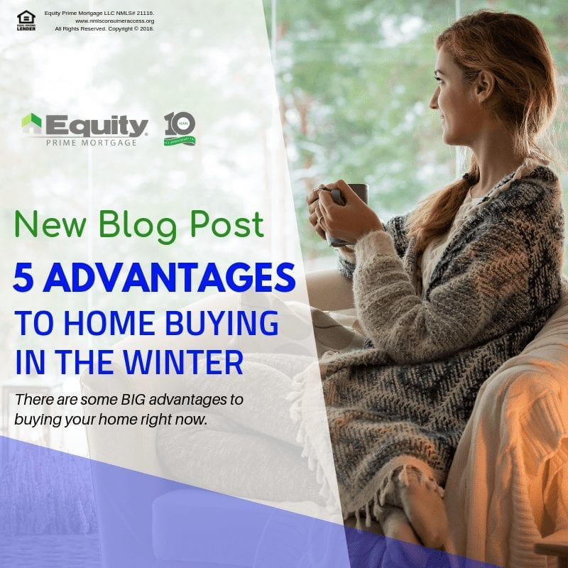 5 Advantages to Home Buying in the Winter
