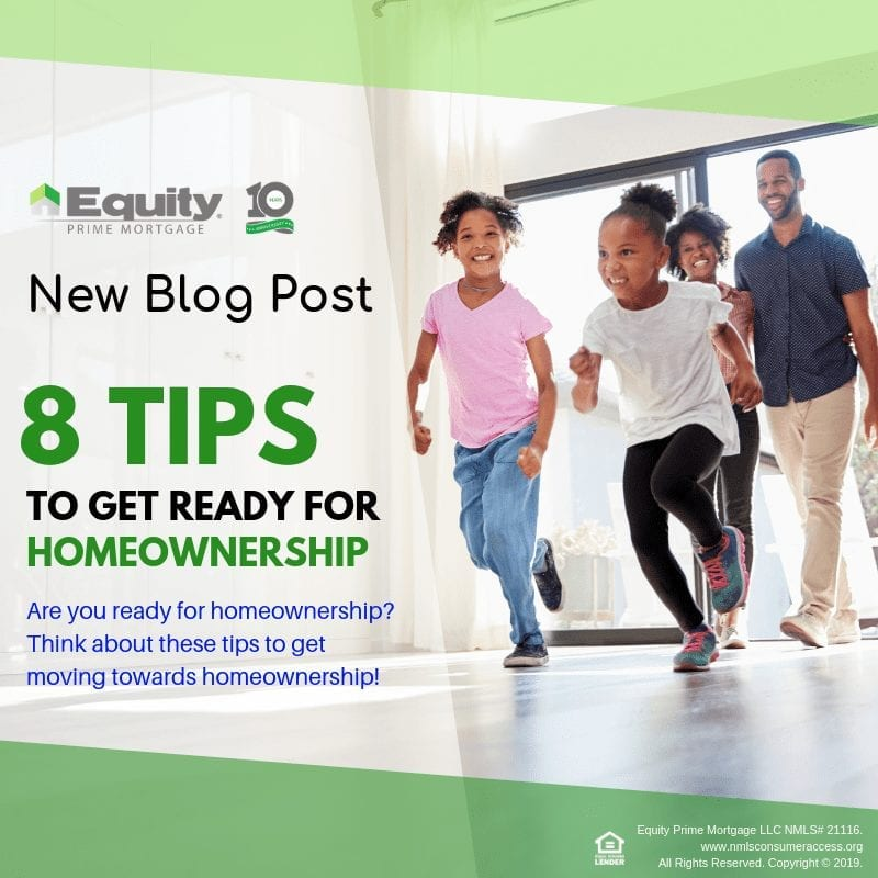 8 Tips for First Time Home Buyers