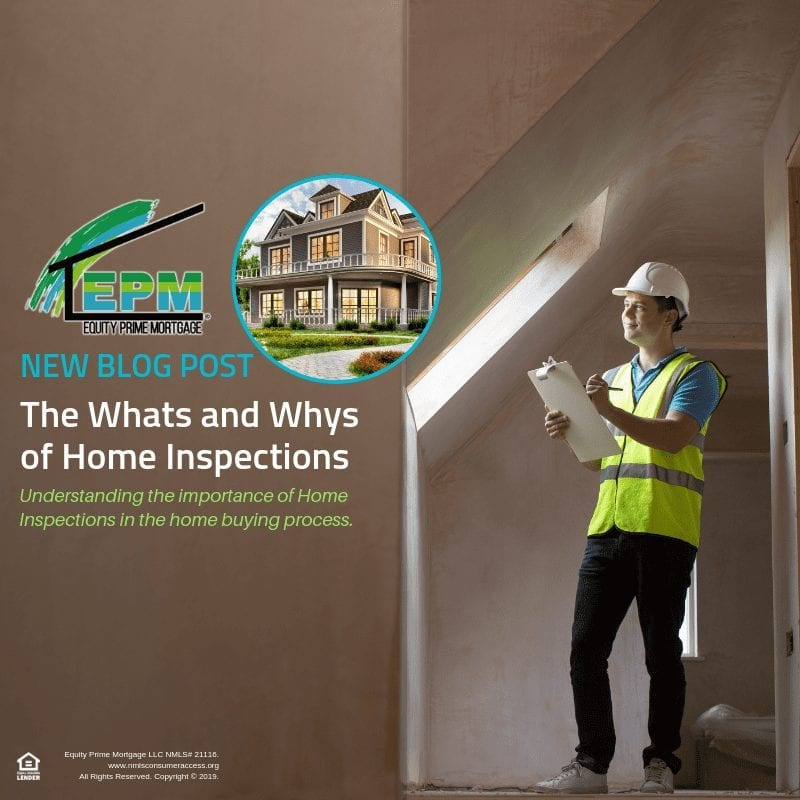 The Whats and Whys of Home Inspections