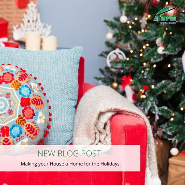 Making your House a Home for the Holidays