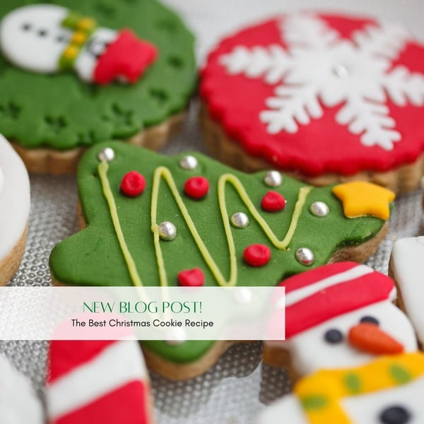 The Best Christmas Cookie Recipe